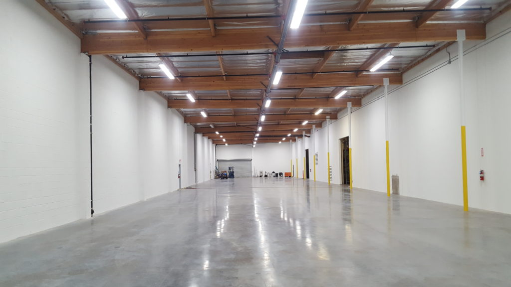 Agron Building Warehouse Extension