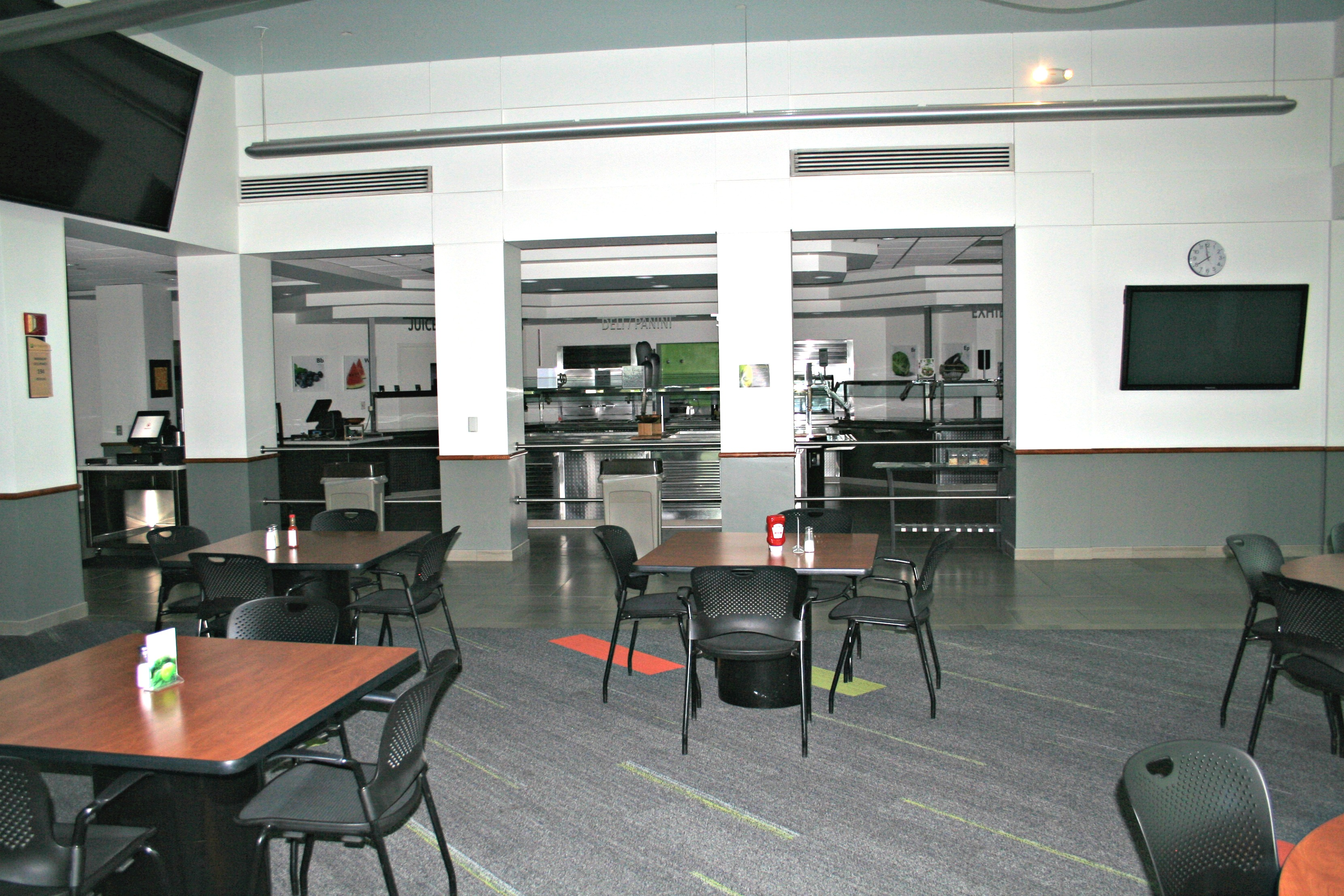 food services facility